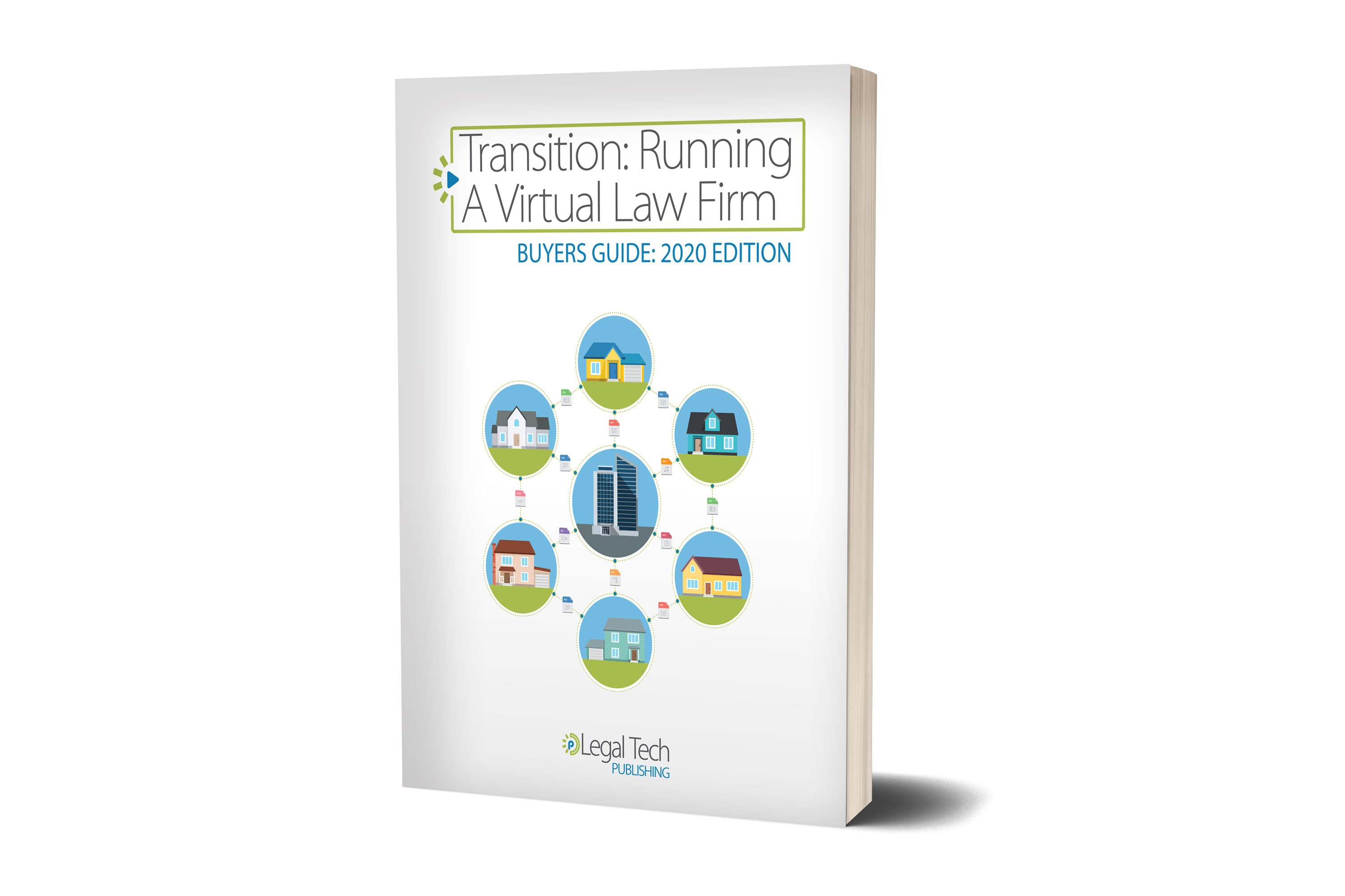 Transition Running A Virtual Law Firm Cover